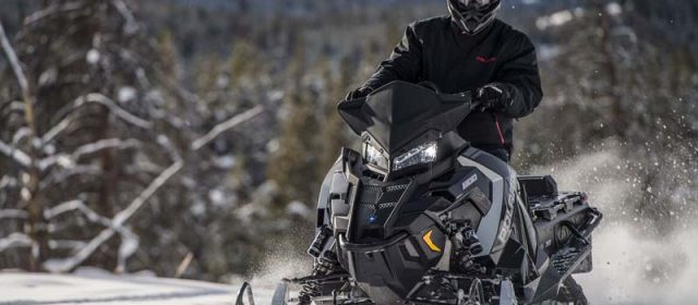 2018 Polaris Titan – A New Breed of Extreme Utility Crossover Sleds
