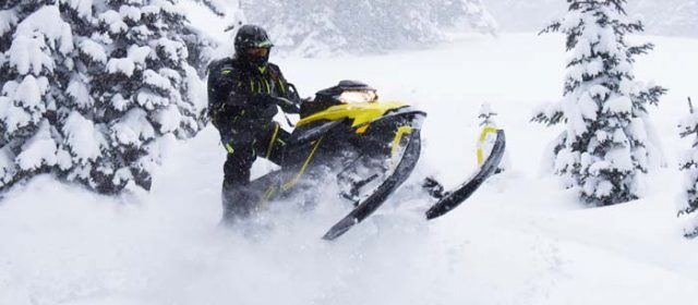 2018 Ski-Doo 850 E-TEC Driveline Update