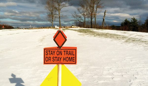 "Off Trail Snowmobile Trespassing: ""The Devil Made Me Do It"""