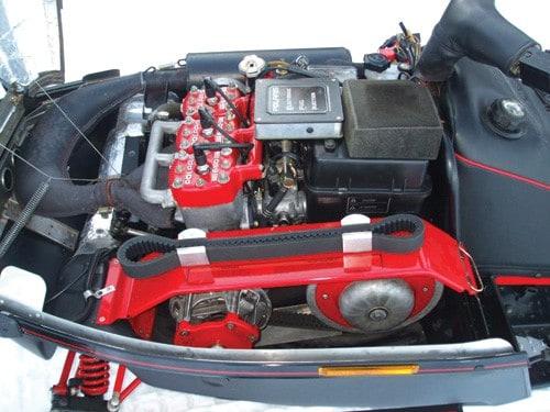 1990 Polaris 650 EFI