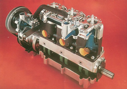 1972  Brutanza  Engineering  Brut 439cc triple