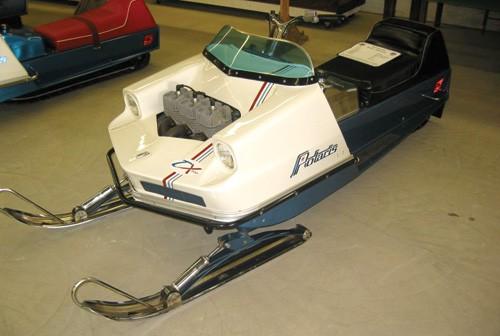 1972 Polaris TX 500 Limited