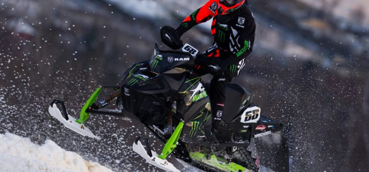 Tucker Hibbert aims to continue winning streak at Canterbury Snocross