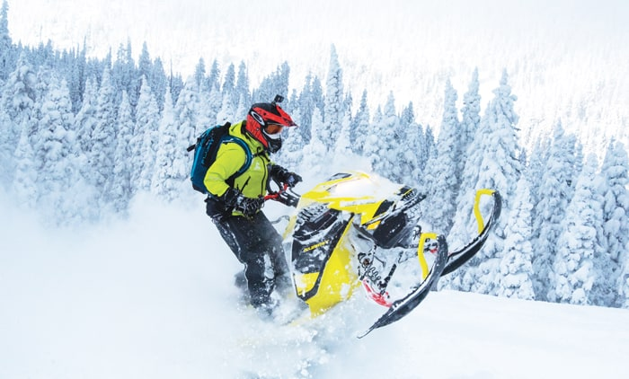2021 Ski-Doo Summit 850 Turbo