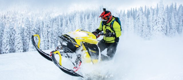 2021 SKI-DOO Summit 850 Turbo