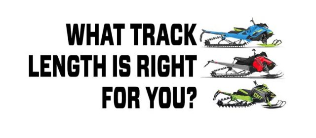 Track Length and Lug Height – What's Right for You?