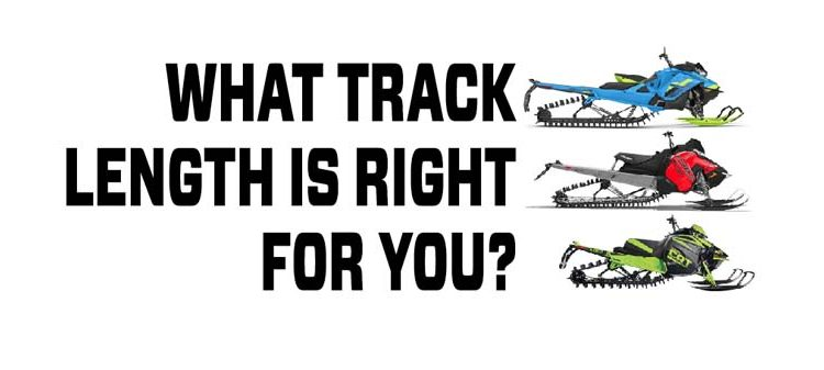 Track Length and Lug Height – What's Right for You
