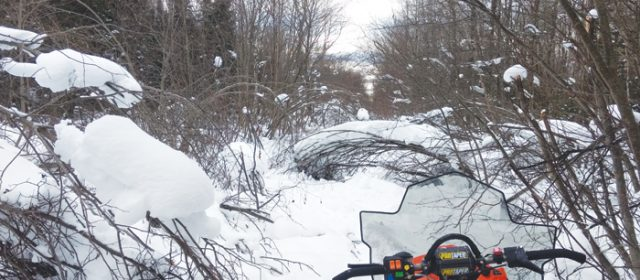 Why the Trails Weren't Open