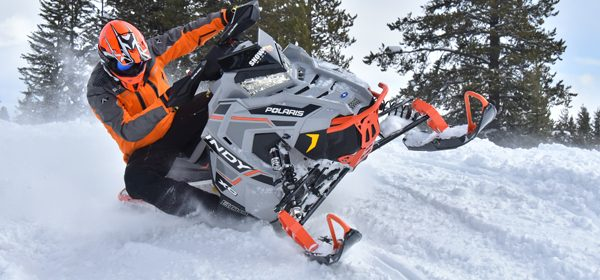 "2020 Polaris Indy XC 137"":  First Ride!"