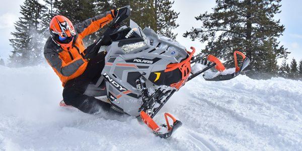 "2020 Polaris Indy XC 137"":  First Ride!"