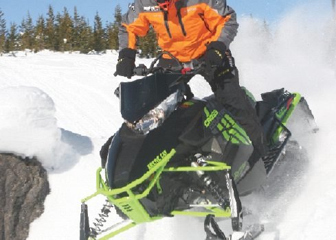 Arctic Cat XF 6000 Cross Country Limited – 1,736 Mile Test
