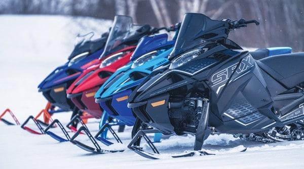 2020 Yamaha Snowmobiles