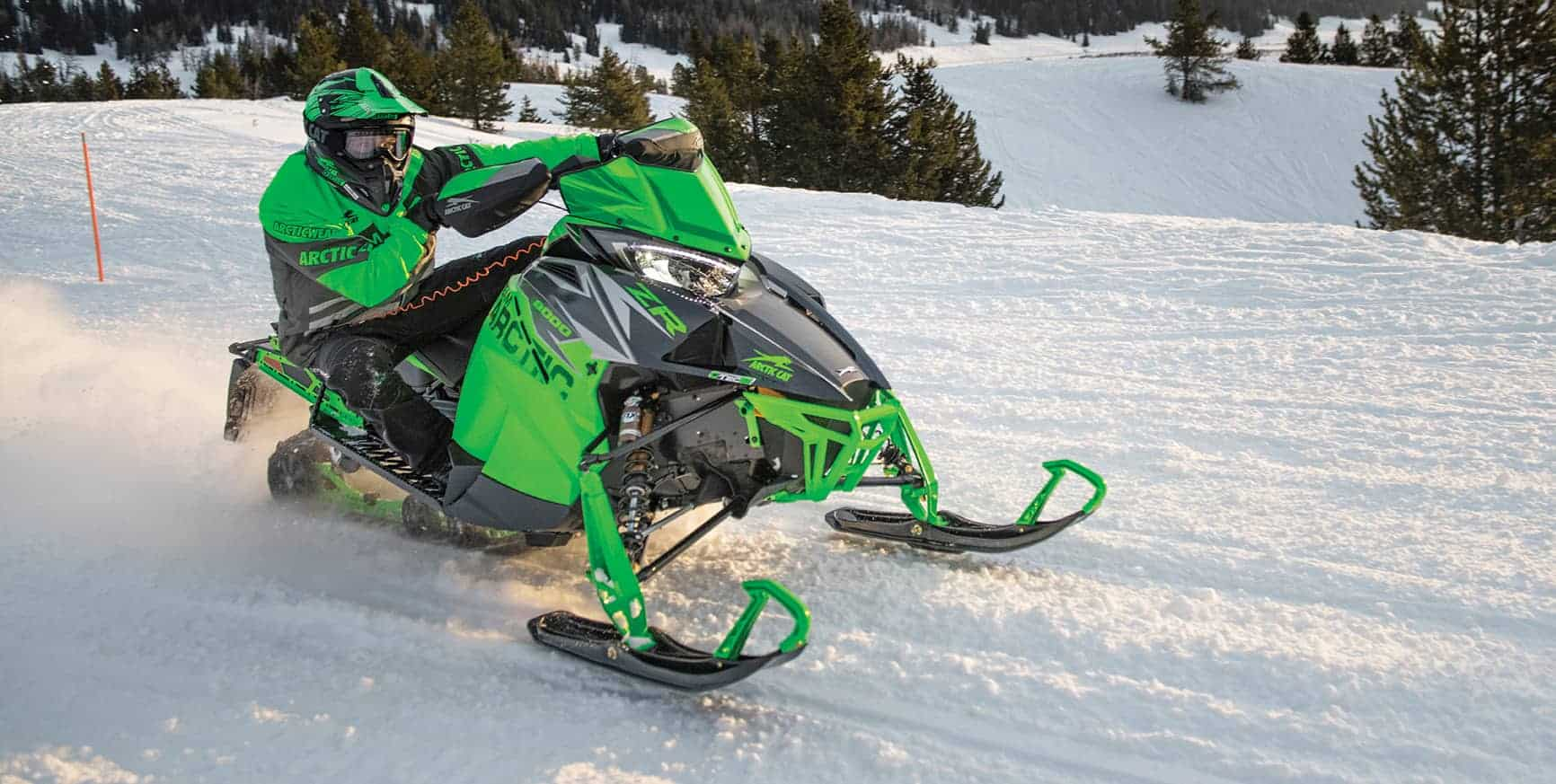 2019 Arctic Cat ZR 8000