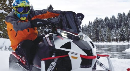 2017 Arctic Cat ZR 9000 Thundercat
