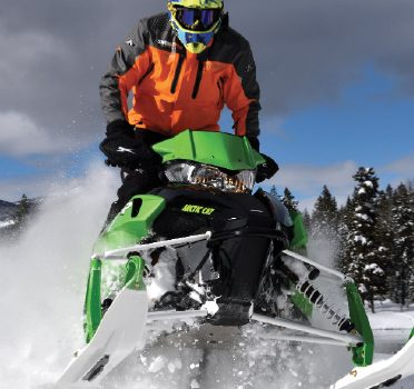 2017 Arctic Cat ZR RR